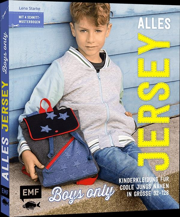 Alles Jersey - Boys only!