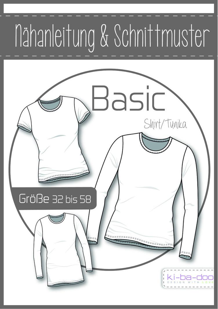 Basic Shirt/ Tunika