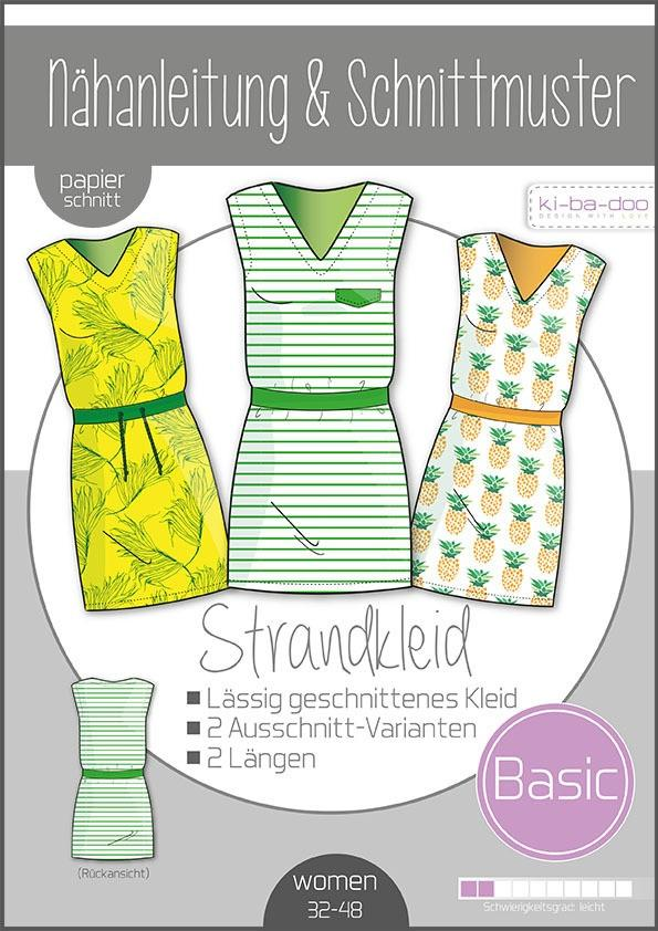 Basic Strandkleid