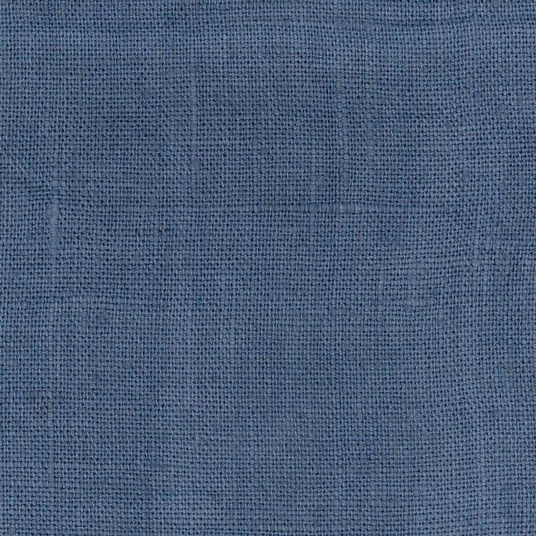 coated linen basic blue