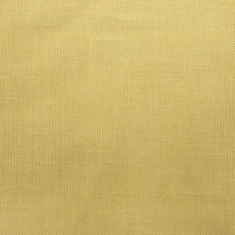 coated linen dusty yellow