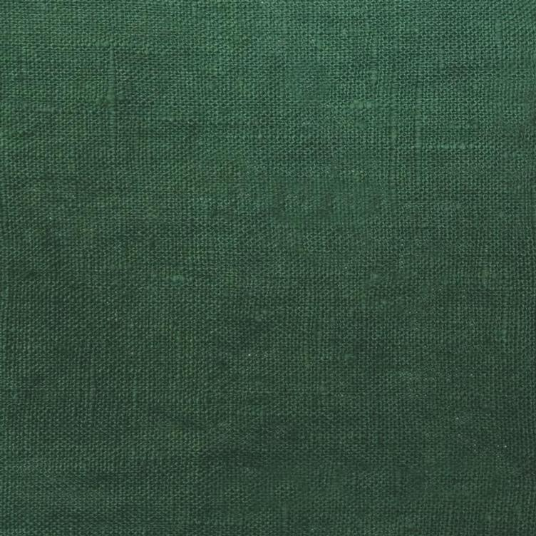 coated linen green