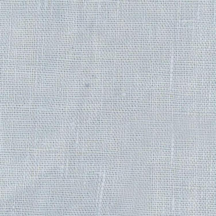 coated linen light blue