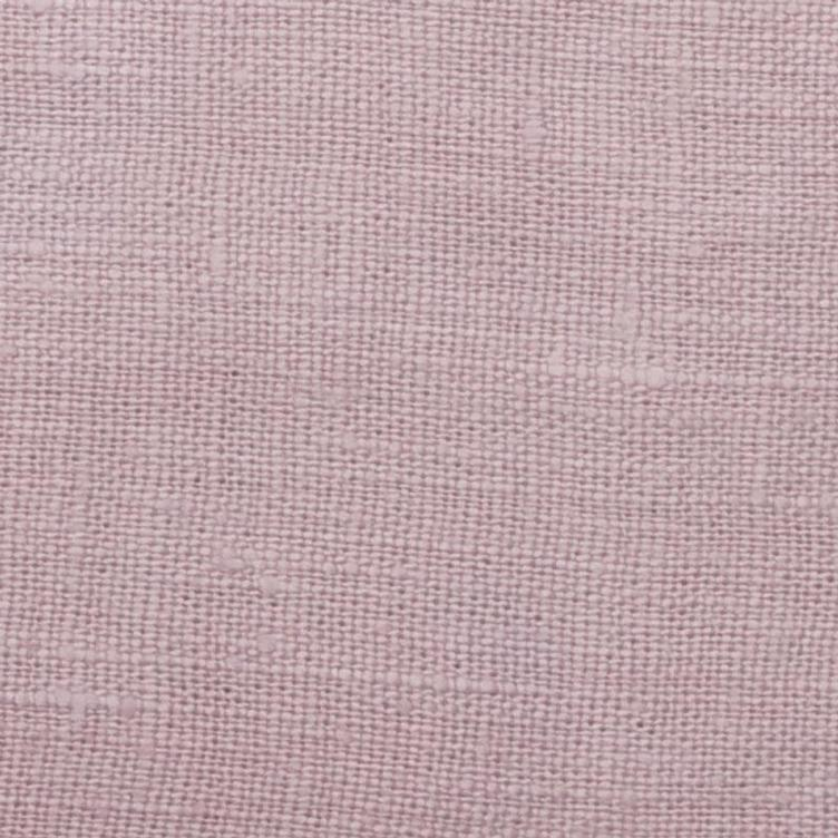 coated linen old rose