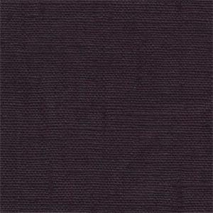 coated linen plum