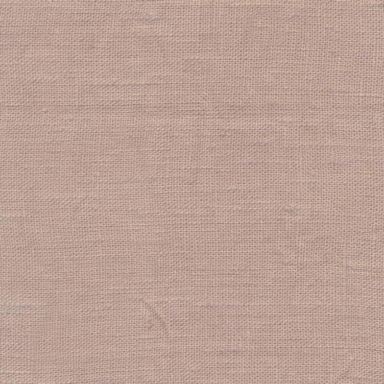 coated linen powder rose