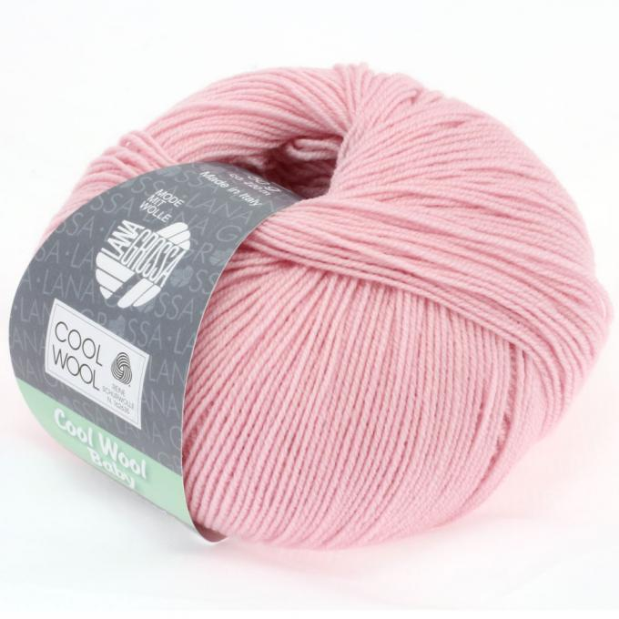 Cool Wool Baby 216 rosa