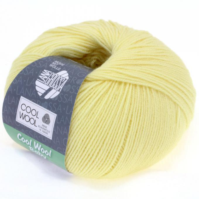 Cool Wool Baby 218 vanille