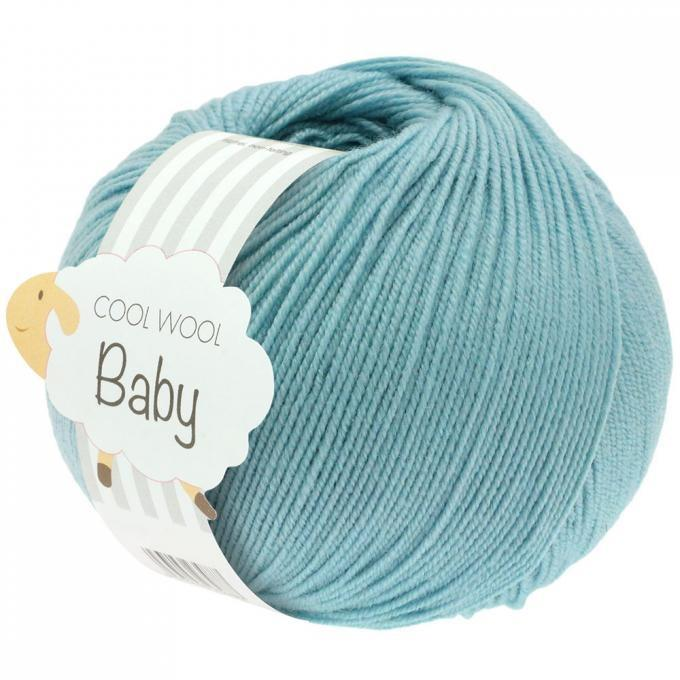 Cool Wool Baby 261 mint