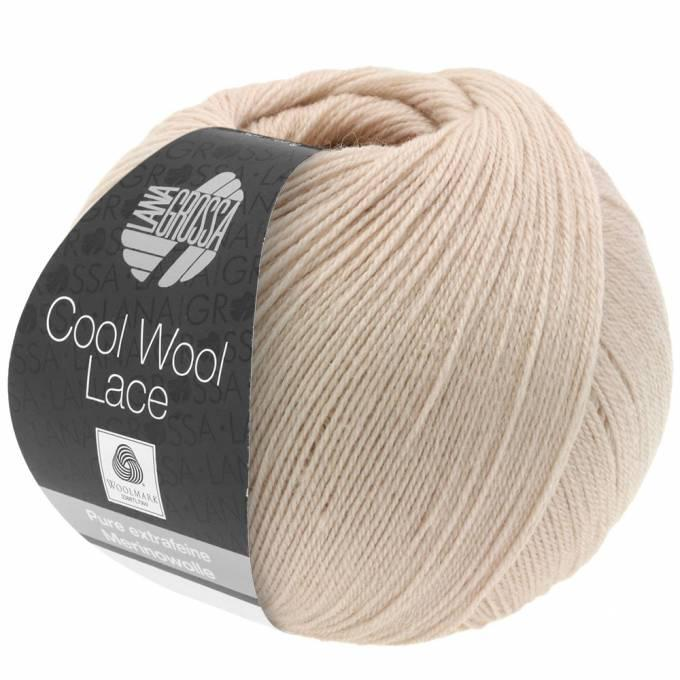 Cool Wool Lace 013 grège