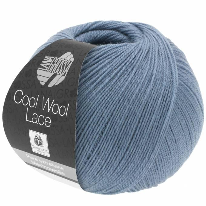 Cool Wool Lace 2 taubenblau