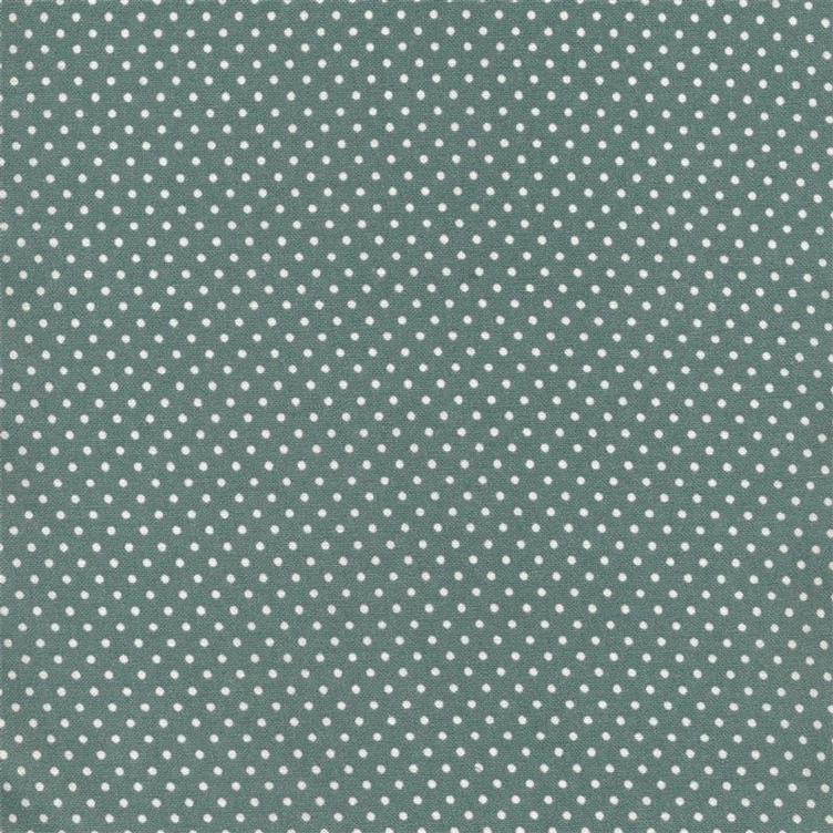 Dots Antique Green