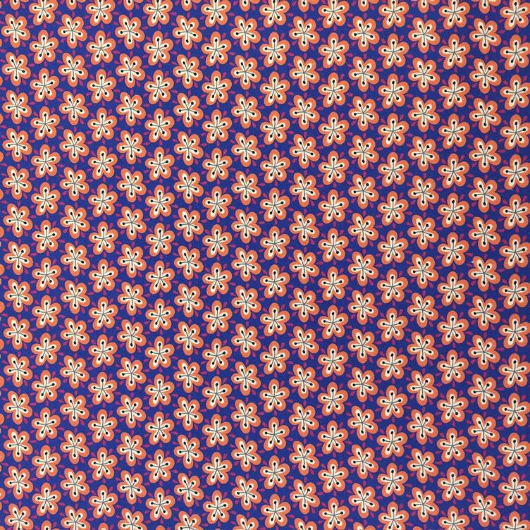 Eden Sea of Blossom orange / violet