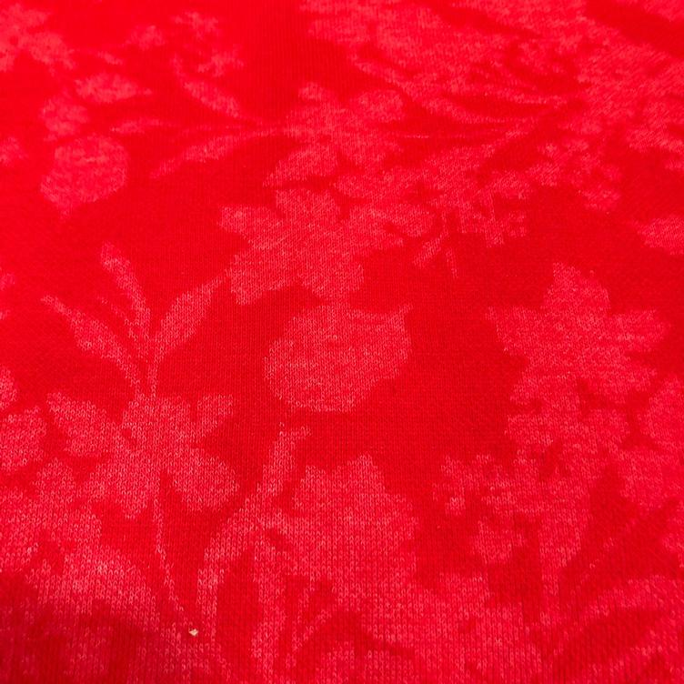 In Bloom Jacquard rot METERPREIS