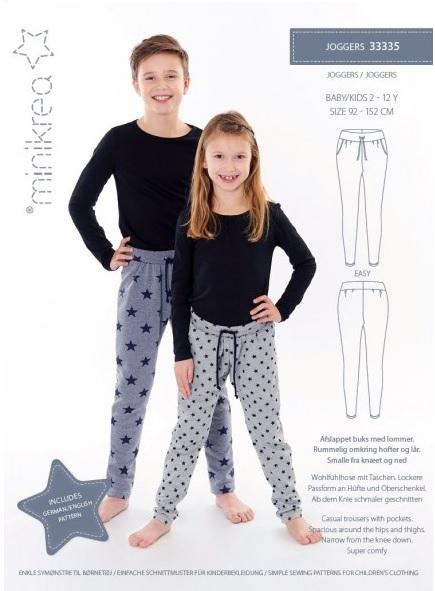 Joggers Baby/Kids 2-12 Jahre