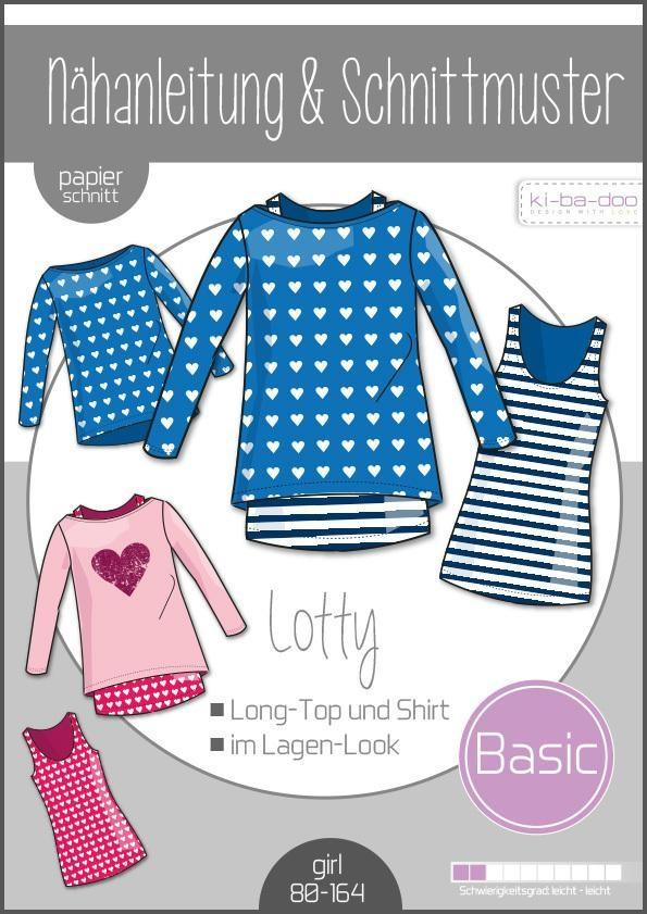 Lotty Doppelshirt KInder