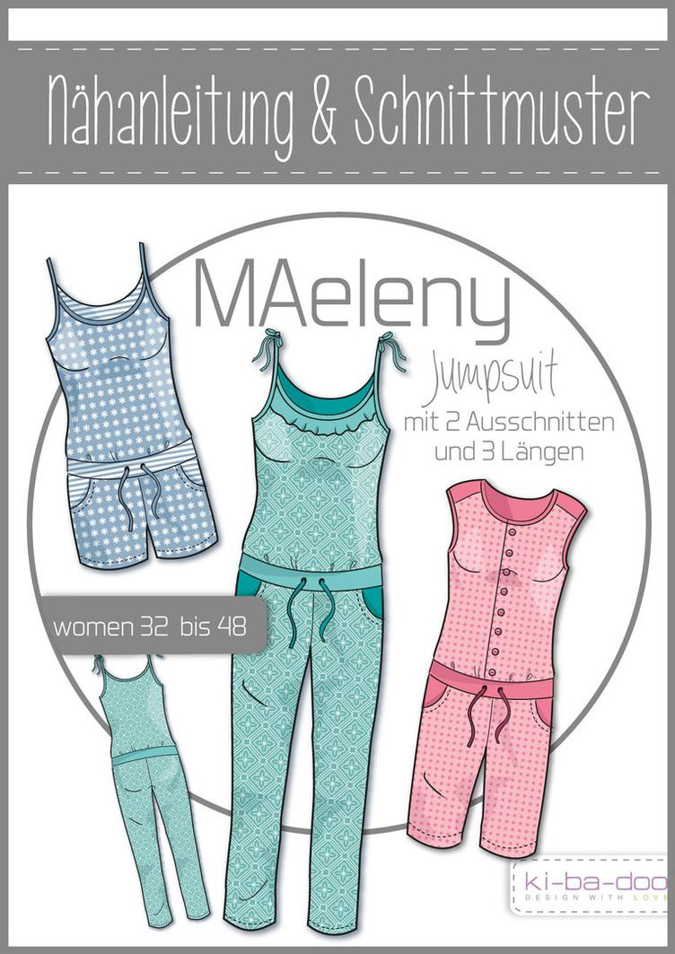 MAeleny Jumpsuit Overall