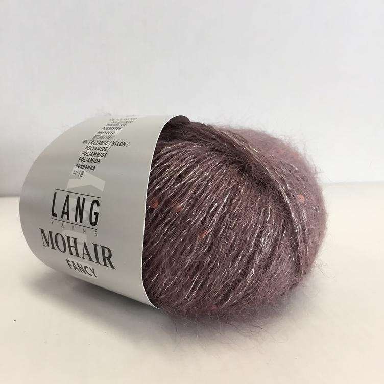 Mohair Fancy altrosa 048