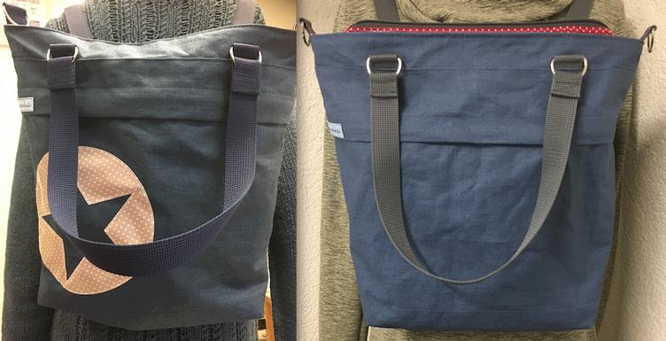 Multibag Ebook - 3 in 1 Tasche (8119) | E-Books | Schnittmuster ...