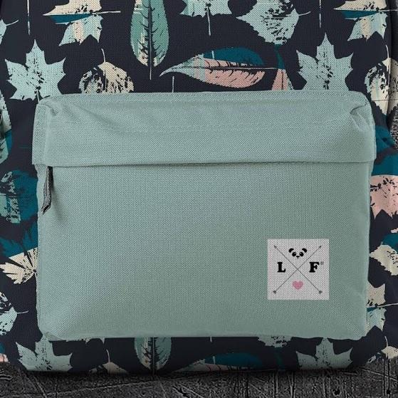 Oxford Rucksackstoff ice mint
