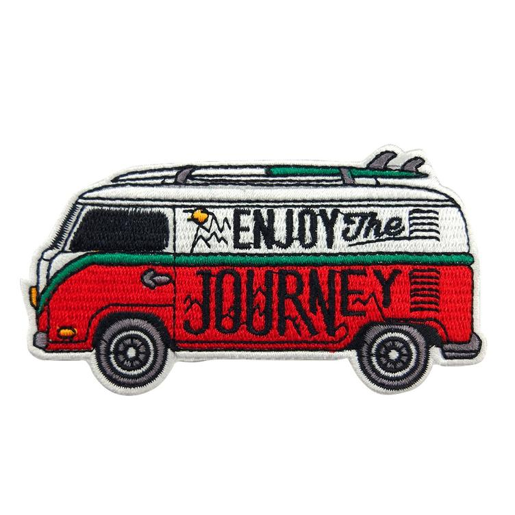 Patch VW Bus Bulli Enjoy the Journey