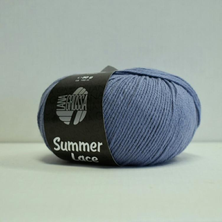 Summer Lace 005 jeansblau