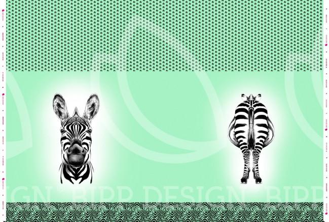 Zebra Digitaldruck